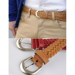 STYLEMAN - Braided Colored Belt