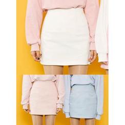 icecream12 - Mini Skirt
