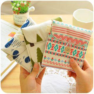 Momoi - Print Sanitary Pad Pouch