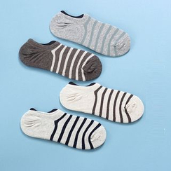 Gemini - Stripe Socks