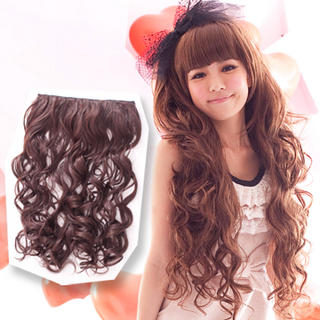 Hair Extension - Long & Wavy