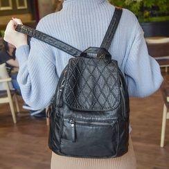 Annmuu - Genuine Leather Backpack