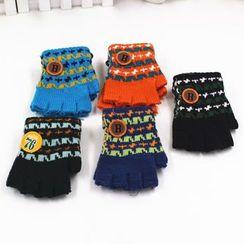 Evora - Kids Printed Gloves