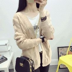 Knitemps - Cable Cardigan