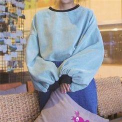 Whitney's Shop - Lantern Sleeve Pullover
