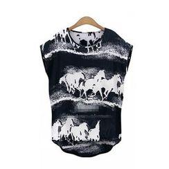 GRACI - Print T-Shirt
