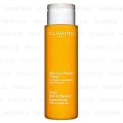 Clarins - Tonic Bath and Shower Concentrate
