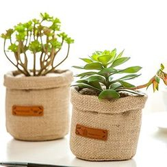 Show Home - Artificial Plant Charcoal Odor Absorber