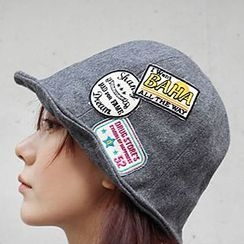 Hats 'n' Tales - Appliqué Bucket Hat