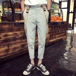 JUN.LEE - Detachable Jumper Pants