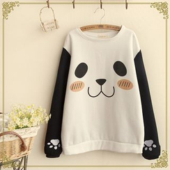 Fairyland - Panda Face Pullover