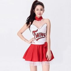 Cosgirl - Cheerleader Party Costume