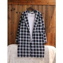tete - Plaid Coat