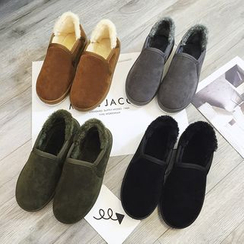 SouthBay Shoes - Snow Slip-Ons