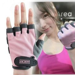 Lissom - Half Finger Sport Gloves