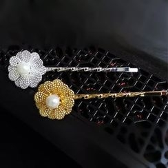 Rivermoon - Flower Hair Clip