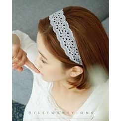 Miss21 Korea - Lace Headband