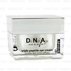 Dr. Brandt - Do Not Age Triple Peptide Eye Cream
