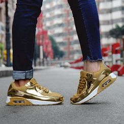 MARTUCCI - Metallic Sneakers