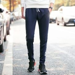 JVI - Striped Sweatpants