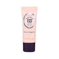 Etude House - Precious Mineral BB Cream Cover & Bright Fit SPF30 PA++ (#2 Light Beige)