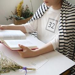 BABOSARANG - Striped Blanket