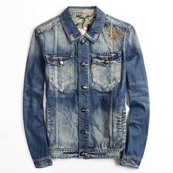 EDAO - Embroidered Denim Jacket