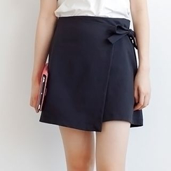 Forest Girl - Asymmetric A-line Skirt