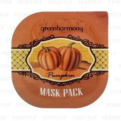 LadyKin - Green Harmony Pumpkin Mask Pack
