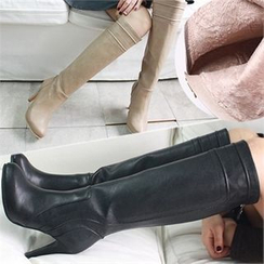 Reneve - Stiletto-Heel Tall Boots