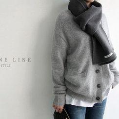 NANING9 - Wool Blend Cardigan