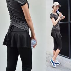 FAYE - Legging Inset Sport Skirt