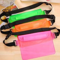 ITOK - PVC Jelly Waterproof Waist Bag