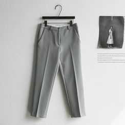 NANING9 - Slim-Fit Pants