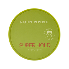 Nature Republic - Herb Styling Wax Super Hold 70g