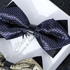 Xin Club - Check Bow Tie