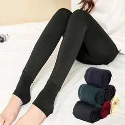 camikiss - Fleece Lined Leggings