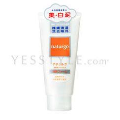 Shiseido 資生堂 - Naturgo 天然白泥洗面乳