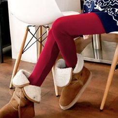Tokyo Fashion - Brushed-Fleece Leggings