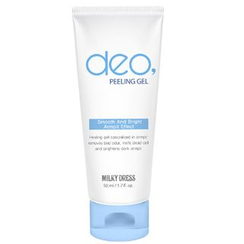 MILKYDRESS - Deo Peeling Gel 50ml