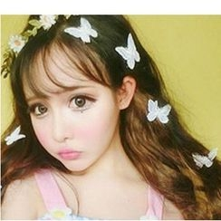 Coolgirl - Butterfly Hair Pin