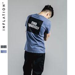 Newin - Bamboo Cotton Printed T-Shirt