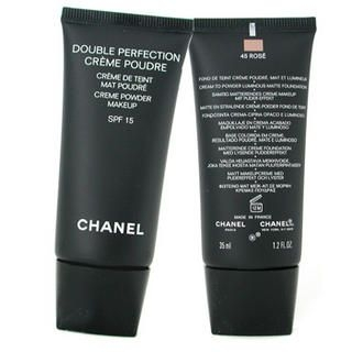 Chanel - Double Perfection Cream Poudre SPF 15