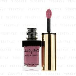 Yves Saint Laurent - Baby Doll Kiss and Blush - # 09 Rose Epicurien