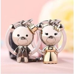 MILESI - Bear Keychain / Set of 2