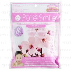 Sun Smile - Pure Smile Essence Mask (Cherry Blossom)