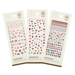 Innisfree - Self Nail Sticker - Design