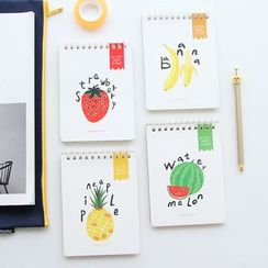 YouBuy - Fruit Print Notebook (S)