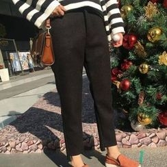 RASA - Plain Cropped Pants