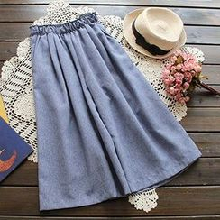 YOYO - Wide-Leg Pants